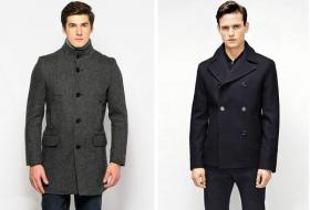 Как выбрать пальто для высоких мужчин