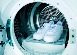 Как стирать кроссовки в стиральной машине?