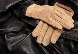 Главные правила ухода за одеждой из кожи